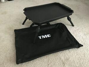 Bivvy Table Lightweight Extendable Legs Terminal Tackle Bait Table, carp, bag