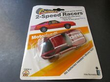 1986 Intex Grippers 2-Speed Racers Porshe 928 #29586A 1:36 NIB RARE