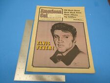 American Collector Magazine October 1977 Elvis Fever Old Music Boxes L223