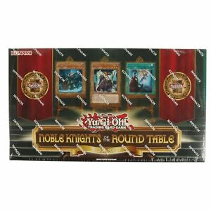 Yu-Gi-Oh - Noble Knights of the Round Table (englisch) - Limited Box Set - NEU