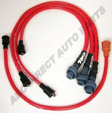Metro 1.0 L3 89-00 High Performance 10 mm Red Spark Plug Wire Set 29275R