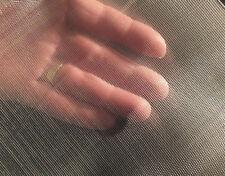 More details for vivarium/insect mesh/fly screen ultrafine semi rigid mesh