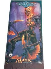 MAGIC MTG EVENTIDE DCI ORIGINAL WALL BANNER EXCELLENT CONDITIONS