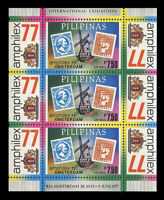 WHOLESALE - PHILIPPINES STAMPS - SC.#C109, F-VF NH x 3 IMPERFORATE SHEETS