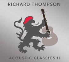 Richard Thompson - Acoustic Classics 2 (NEW CD)