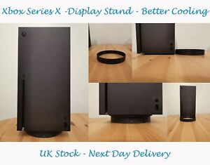 Microsoft Xbox Series X Display Stand, Cooling Stand, Better Airflow