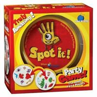 Spot It! Amazing Original Edition Family Party Card Game Matching Asmodee NEW