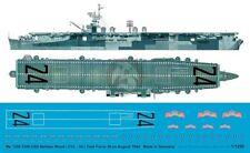 Peddinghaus 1/1250 USS Belleau Wood (CVL-24) Aircraft Carrier WWII Markings 3390