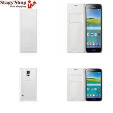Etui Coque Wallet Blanc Samsung Galaxy S5 Ef-wg900bwegww