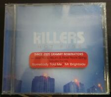 The Killers ‎– Hot Fuss Cd Still Sealed  2004 Island Records ‎– 0602498635247