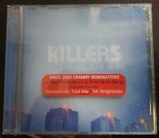 The Killers – Hot Fuss Cd Still Sealed  2004 Island Records – 0602498635247