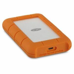 LaCie Rugged USB-C 5TB Portable Hard Drive