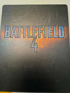 Battlefield 4: Steelbook Edition - Great Condition - XBox One