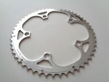 *NOS Vintage Campagnolo 10 Speed 52T 3/32 aluminium chainring - 135BCD*