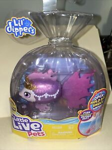 Little Live Pets Lil' Dippers Fish - Magical Water Activated Unboxing - Seaqueen