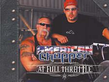 American Chopper: At Full Throttle, Teutel, Paul, New
