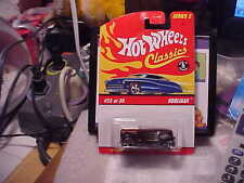 Hot Wheels Classics Series 2 Hooligan Redish Brown