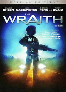 The Wraith DVD New and Sealed Australia