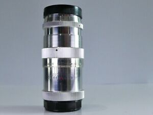 LEICA SCREW LTM M39 JUPITER 11 F4 135MM VINTAGE PORTRAIT LENS