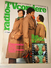TV RADIOCORRIERE=1979/46=MORK & MINDY=MAURO DE MAURO=GOLDRAKE=PUPI AVATI FILM=