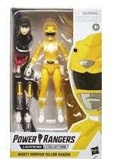 Power Rangers Lightning Collection MMPR Yellow Ranger PRE-ORDER