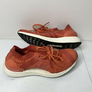 Adidas Ultra boost Women's Size 10.5 Running Shoes Style Number: bb6160 Red