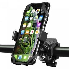BICYCLE MOUNT HANDLEBAR SILICONE HOLDER BIKE NON-SLIP STRAP DOCK for CELL PHONES