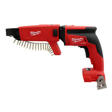 Milwaukee 18v Cordless FUEL Drywall Collated Screwgun-Skin Only