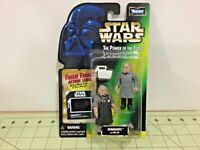 Vintage 1998 Star Wars POTF green card Ugnaughts with tools, free shipping!