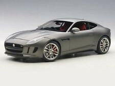 AUTOart Jaguar F-Type R Coupe 2015 Matt Grey 1:18 73654