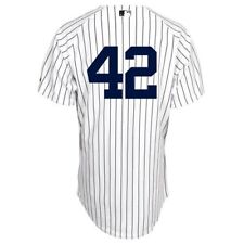1c7d4d40e Mariano Rivera   42 NY Yankees Majestic Cool Base Home Jersey 3 FREE  VINTAGE CDS