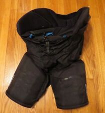 Used Bauer Nexus Pro Stock New Jersey Devils Hockey Pants Large CCM MeiGray