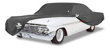 1960 Ford Thunderbird w Cont Kit Custom Fit Black Superweave Outdoor Car Cover