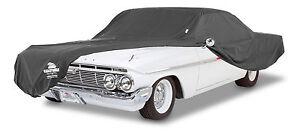 1963-1964 Chevrolet Impala Hardtop Custom Fit Black Superweave Outdoor Car Cover