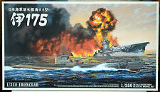 I 175 U-Boot Submarine la imperial japonesa marine, 1:350, 10655 Aoshima