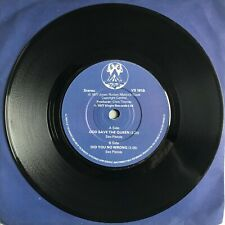 "SEX PISTOLS - GOD SAVE THE QUEEN - Virgin - 7"" vinyl single - 1977- Pic Sleeve"