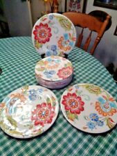 Room & Retreat 11 Piece 3 Dinner Plates, 8 Lunch Plates (67)
