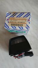 Nissan Sunny N13, RH number plate lamp, Three and five door models, new.