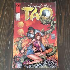 """Semic COMICS """" SPIRIT OF THE TAO """" N° 1"""