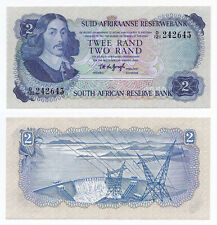 South Africa, 2 Rand 1974, Pick 117a, aXF