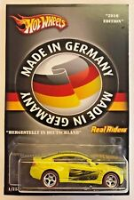 BMW M4  Hot Wheels 2016, Exclusive for Germany, LIMITED EDITION, Only 1 of 25