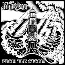 LION'S LAW From The Storm Oi LP Skinhead Boots Boys RAS evil conduct booze