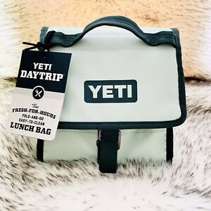 YETI Daytrip Lunch Bag SageBrush Green New