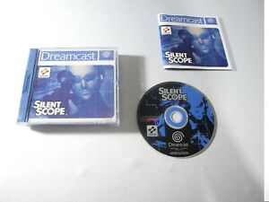 Silent Scope Complet Sega Dreamcast