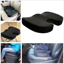 Seat Cushion Car Office Home Space Memory Foam Waist Support Pillow Thicken Pad