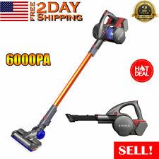 2-in-1 Lightweight Rechargeable Cordless Handheld Vacuum Cleaner 6000Pa HEPA US