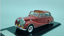 Rolls-Royce Phantom 1952 Chassis Red Open 1/43