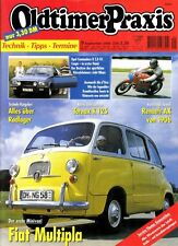 OP0009 + AERMACCHI Ala d'Oro + TORNAX K 125 + Oldtimer Praxis 9/2000