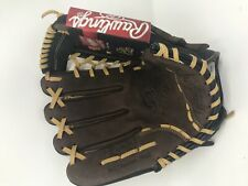 "New Rawlings Player Preferred P150MT Baseball Glove LHT 11.5"" Brown"