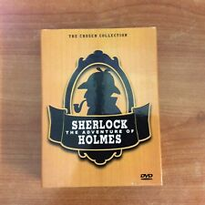 Sherlock The Adventures of Holmes - 12 Disc Set - R2 R3 R6 - Excellent Condition